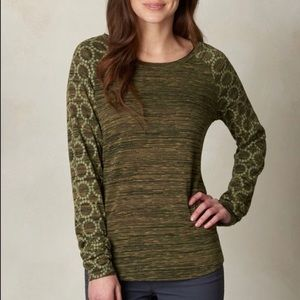 Prana Zanita knit top